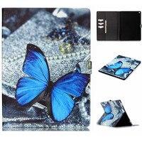 Butterfly Leather Flip Case For Apple IPad Air 2 IPad Mini 4 IPad 2 3 4
