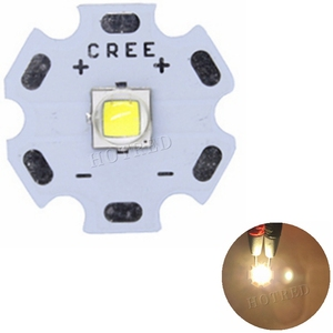Image 3 - 1 قطعة كري XML2 LED XM L2 ديود T6 U2 10 واط الأبيض محايد الدافئة الأبيض مصباح يدوي رقاقة لمبة الأحمر الأخضر الأزرق UV عالية الطاقة LED باعث