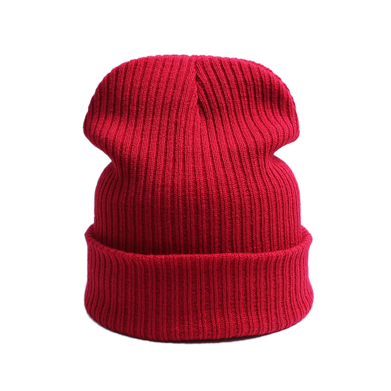 Fashion Winter Warm Ladies Knitted Beanies Hats Skullies For Women Female Head Cap Womens Hat Casual Bonnet For Girls 2017 multic femme skullies autumn beanies winter warm chapeau women hat female knitted cap ladies bonnet