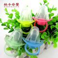 Infant Silicone Funny Baby Pacifier Nipple Dummy Baby Soother Joke Prank Toddler Pacy Orthodontic Nipples Teether Pacifiers Care