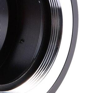 Image 5 - K & F Conceito adaptador para M42 montagem da lente para Micro 4/3 M4/3 Mount Adapter G3 GH2 GH3 GH4 GH5