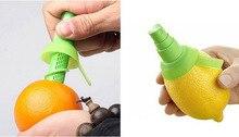 1PC Manual Juicer Orange Lemon Squeezers Spray