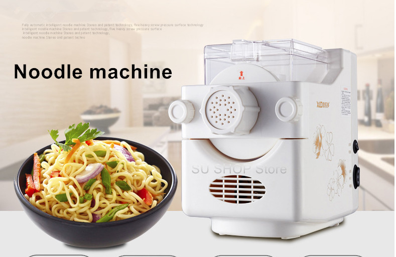Free shipping  noodle machine Household multifunctional Noodle maker Food Processors Noodle maker