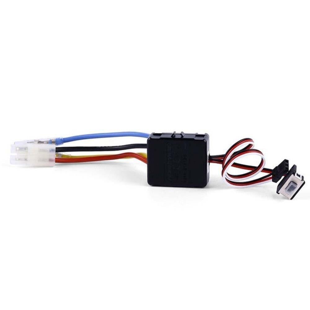 Водонепроницаемый матовый 60a электронный Скорость Пульты ДУ для игровых приставок ESC 1060 для RC 1/10 автомобилей