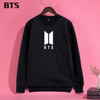 BTS Kpop BangTan Young Boys Hoodies Mulheres Comfortable Female Sweatshirt High Quality Women Hoodies Sweatshirts Long