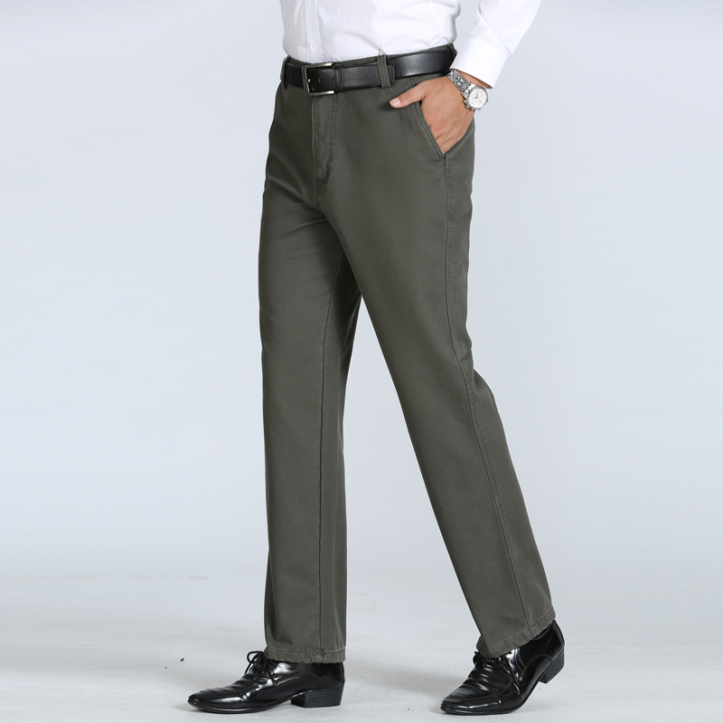 Fashion-Men-s-casual-pants-winter-straight-men-thick-trousers-solid-high-quality-soft-fleece-warm (3)
