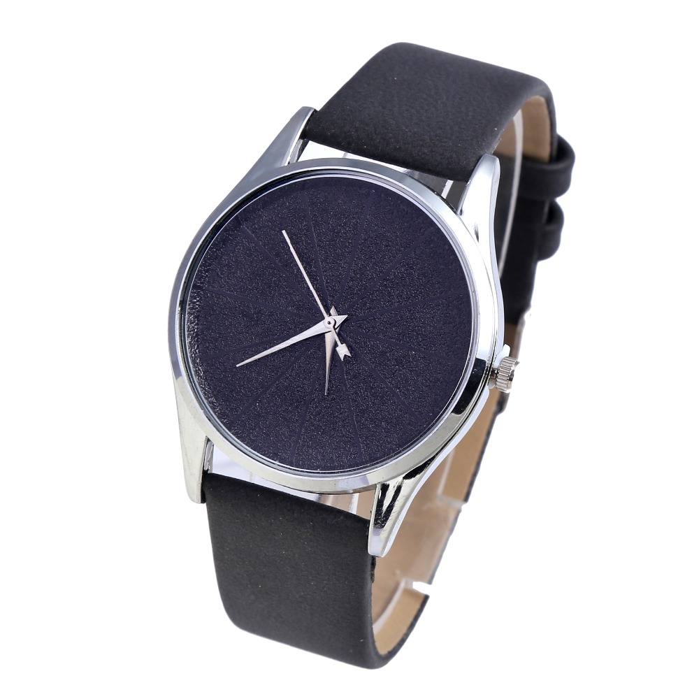 2018 <font><b>Fashion</b></font> Quartz Watch Women Watches Men <font><b>Unisex</b></font> <font><b>Leather</b></font> Wrist Watch Female Clock <font><b>Montre</b></font> <font><b>Femme</b></font> Relogio Feminino <font><b>Reloj</b></font> <font><b>Mujer</b></font> image