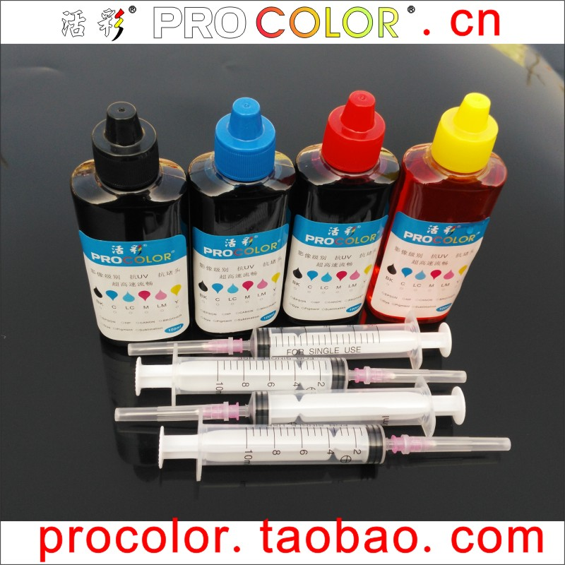 CISS Inkjet cartridge Dye ink refill kit 302 123 63 for HP hp302 DeskJet 3637 3639 ENVY 4513 4521 4525 4526 4528 inkjet Printer