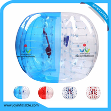 1.2M Free Size TPU Human Knocker ball inflatable Bumper Bubble soccer Zorb Ball for Top Sale