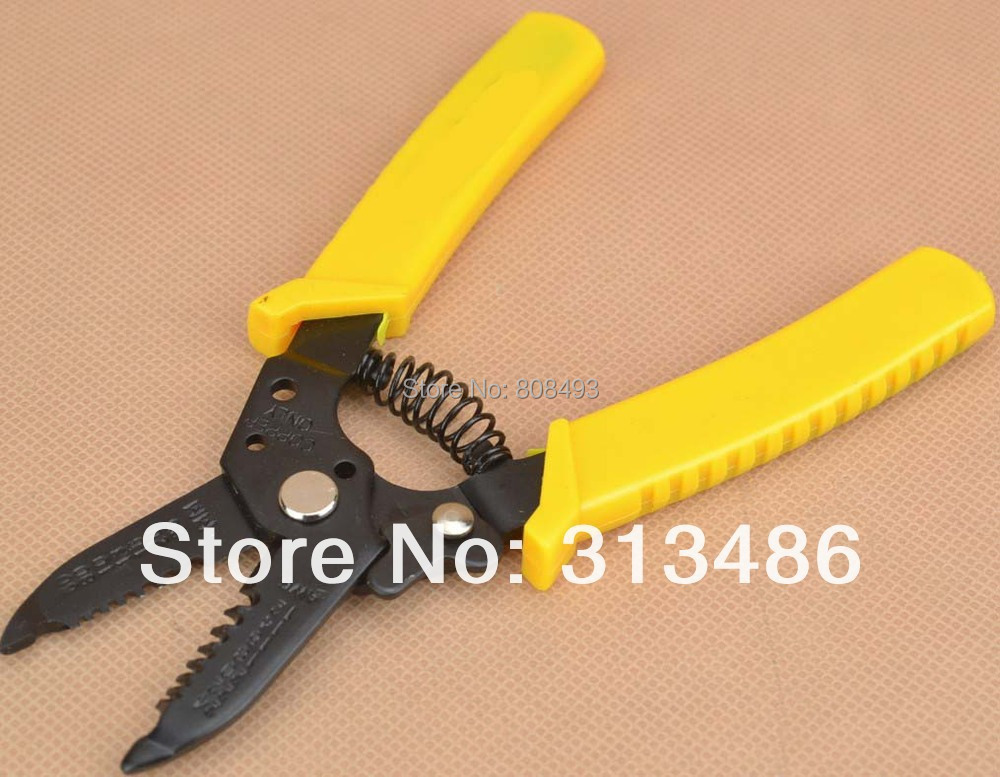 0 08 16mm 2 23 5AWG Adjustable Precise Crimp Pliers Tube Bootlace Terminal Crimping Hand Tool