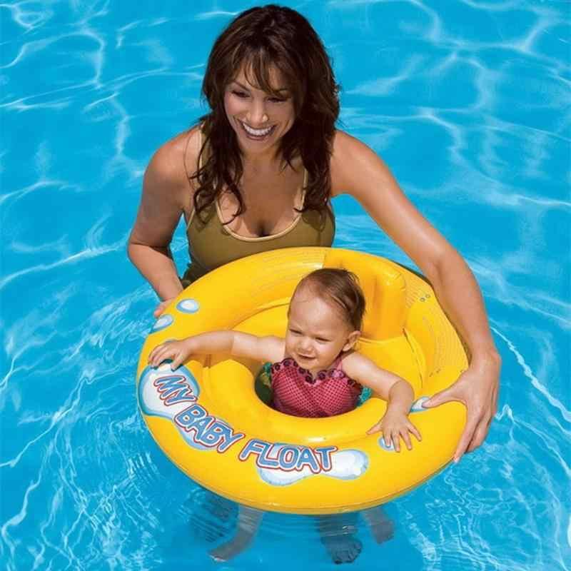 Детский Надувной Плавательный круг сиденье для малыша поплавок для бассейна для купания вода веселье для купания и плавания тренажер игрушка плавательный бассейн аксессуары