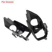 Front Left Right Headlight Mounting Support Frame Plate Bracket For AUDI Q7 4L 2007 2009 4L0 941 613 4L0 941 614