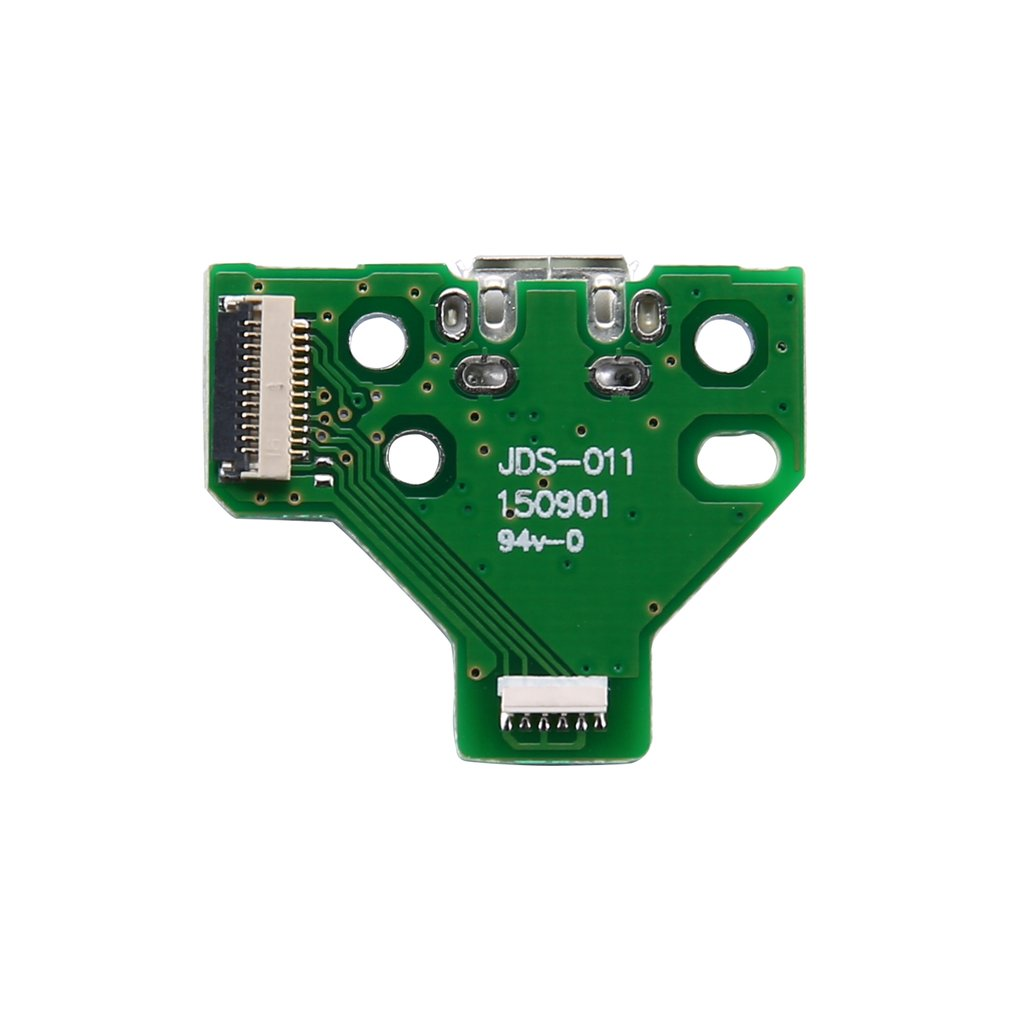 JDS-001 011 030 040 055 USB Charging Port Socket Board For PS4 Controller Gamepad Repair Parts