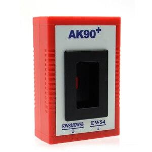Image 3 - Originele Nieuwste V3.19 AK90 Key Programmeur AK90 + Voor Alle Bmw Ews Van 1995 2005 OBD2 Kopie Autosleutels met Beste Prijs