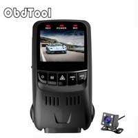 ObdTooL A119 Car DVR LCD Capacitor Novatek 96655 HD 1080p Camera