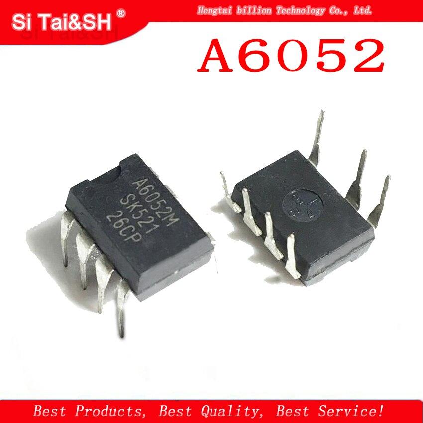 5PCS  A6052 A6052M STR-A6052M   DIP7   New LCD Power Management Chip