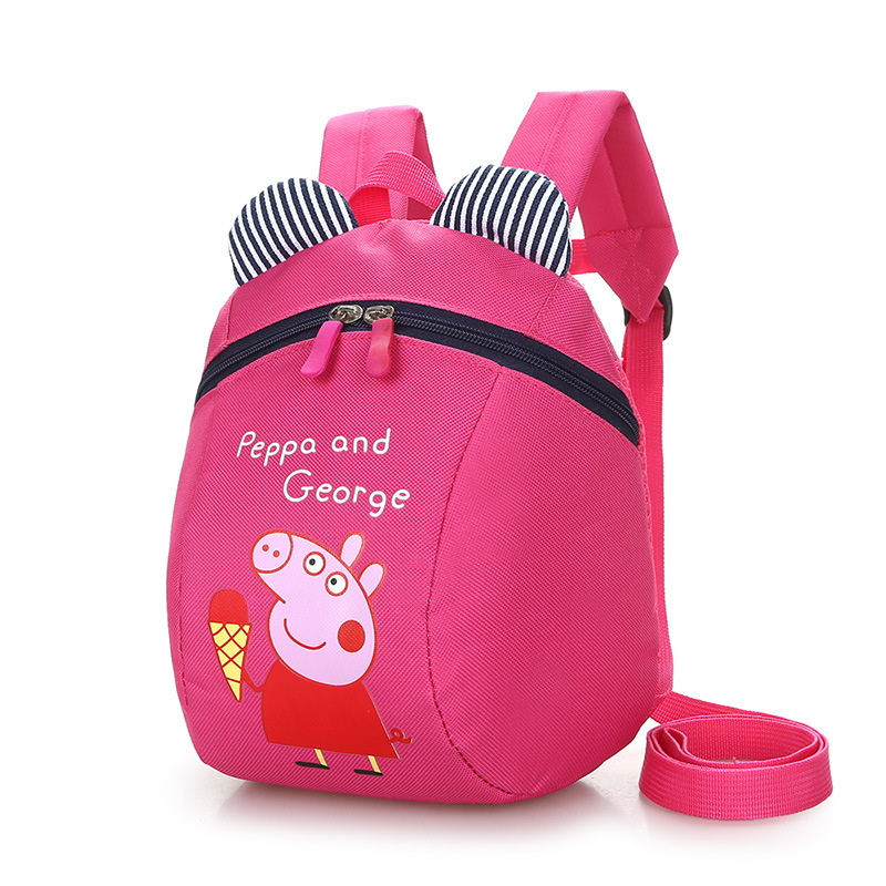 Cute Toddler Kids School Backpack Children School Bags For Teenage Girls Boys Cartoon Backpacks kindergarten Baby Bag sac enfant elegant black feather backpack for teenage girls boys children school bags retro women ladies shoulder bag kids school backpacks