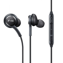 High Quality S8 earphone EO-IG955 3.5mm In-Ear Stereo Earphone with Mic Logo For Samsung Galaxy S6 /S8plus sansung phones