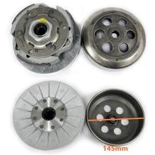 YP260 Clutch Pulley Assy MAJESTY 260 LH260 LH300 ATV 300 Driven Wheel Pulley Rear Clutch Inner Diameter 145mm Big Plate