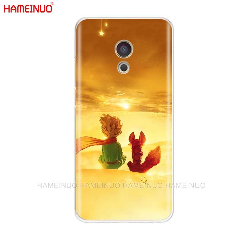 HAMEINUO mały książę i pokrywa etui na telefon do Meizu M6 M5 M5S M2 M3 M3S MX4 MX5 MX6 PRO 6 5 U10 U20 note plus