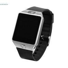 ใหม่U Nisexแควบลูทูธนาฬิกานาฬิกาข้อมือA Ndroidโทรเตือนสมาร์ทนาฬิกาสีเงินทอง
