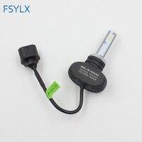 FSYLX h27 880 LED Auto Headlight Front Bulb 6500K 50w 8000LM Single Beam Car Headlamps 12v 24v 880 led fog head light headlamp