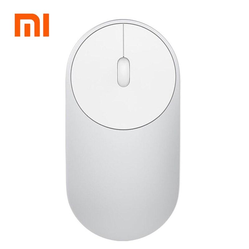 Origianl XIAO mi portable Sans Fil Souris Jeu Souris 2.4 ghz double Contrôle Connecter Mi souris 2017 Nouveau en Stock Mi sans fil souris