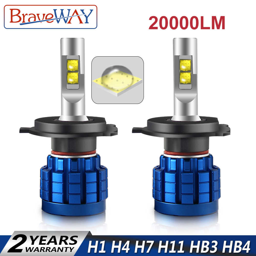 detail feedback questions about braveway 20000lm led auto lamp h1 h4detail feedback questions about braveway 20000lm led auto lamp h1 h4 h8 h9 h11 hb3 hb4 9005 9006 headlight led h7 canbus h11 h7 led bulb light bulbs for