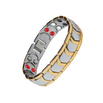 Bransoletka damska bransoletka odchudzająca bransoletki energia Germanium magnetyczny turmalinowy bransoletka opieka zdrowotna biżuteria dla mężczyzn tanie i dobre opinie Pierścień magnetyczny toe Normal 295549 Utrata masy ciała kremy