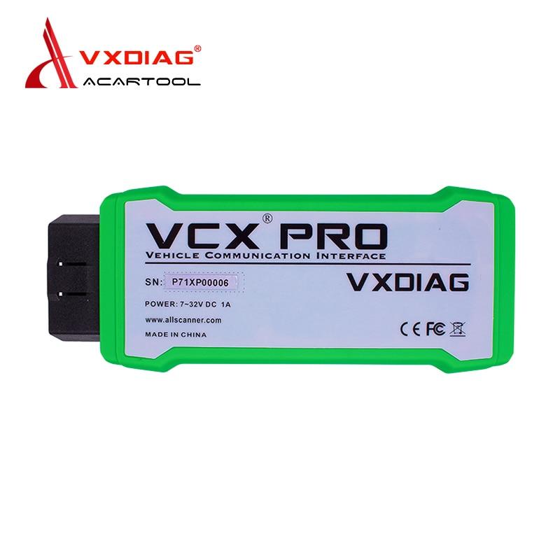 New Arrival VXDIAG VCX NANO PRO for G-M/F-o-r-d/Mazda/VW better than Vxdiag Nano for G-M DHL FREE Shipping brand new e3ra tp11 d with free dhl page 2