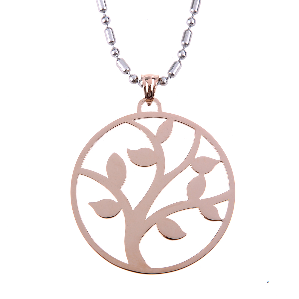 Rose Gold Tree of Life Pendant PromotionShop for Promotional Rose