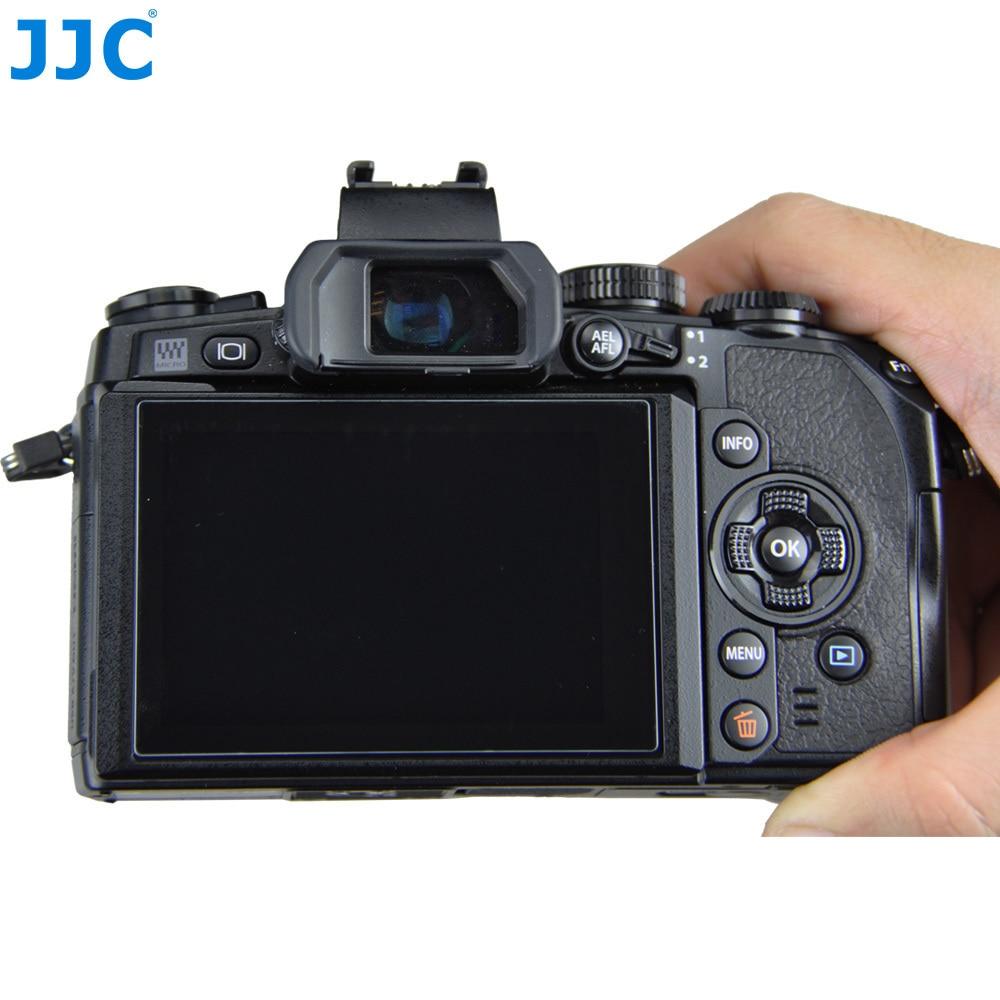 JJC Optical Glass Ultra-thin Camera Screen Cover for FUJIFILM GFX 50S/X-Pro2/X70/ X-T10/X-T20/X-E3/X100T/X-M1/X-A1/X-A2/X100F