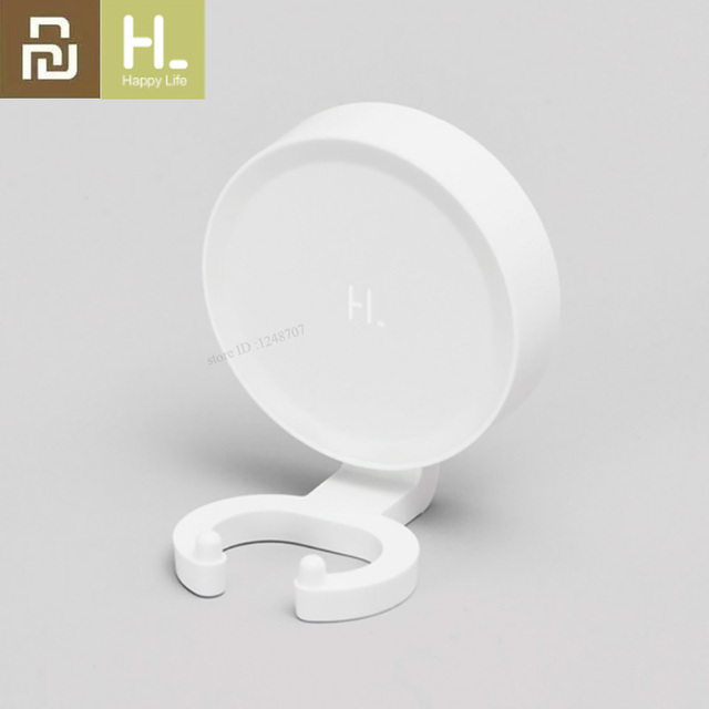 Youpin HL Wall Hooks Little Adhesive Multi function Hooks/Wall Mop Hook Strong Bathroom bedroom Kitchen 3kg Max Loa