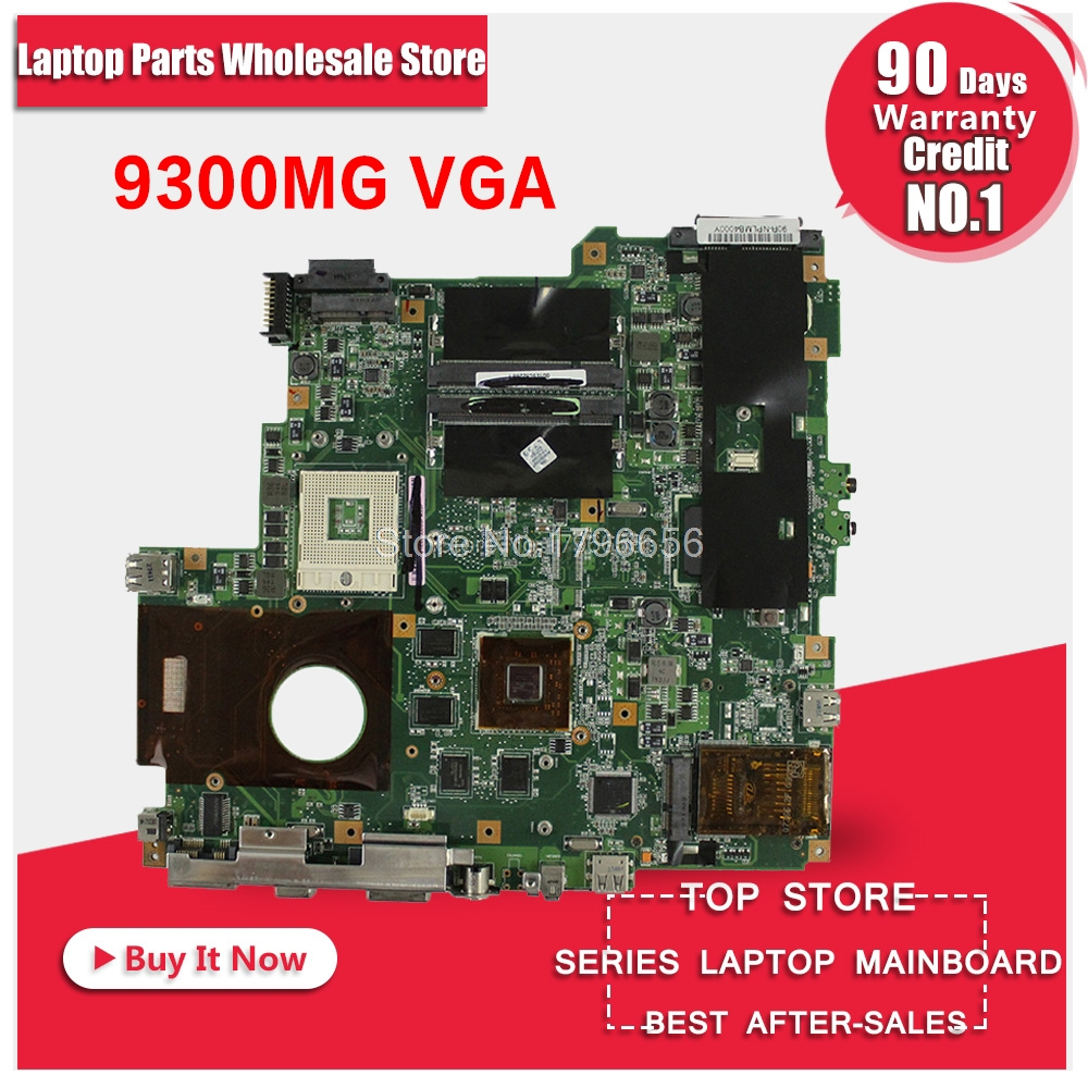 F3SV REV 2.0 4*Memory F3SG 93000GT For ASUS Z53S F3SG F3SR F3SC F3SA F3SE F3SG laptop motherboard tested good and work perfect
