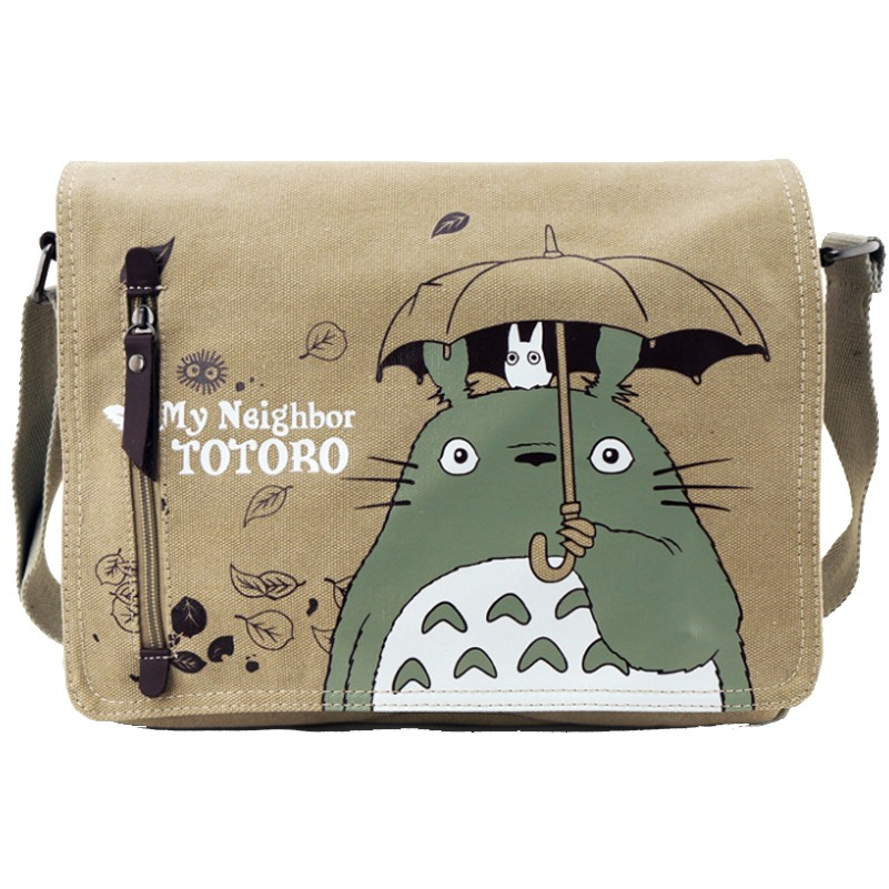 Anime Totoro Canvas Messenger Bag Unisex Single Shoulder Schoool Bags Satchels Letter Tote Handbag business and ethics in a country with political socio economic crisis