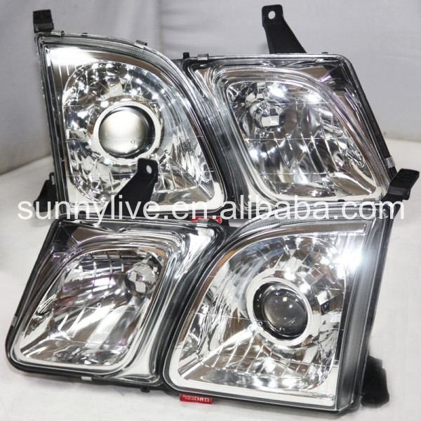 For Lexus LX470 Head Lamp 1998-2003 year White