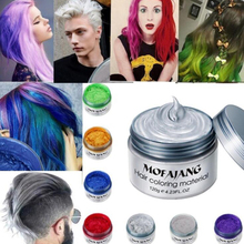 Disposable hair Color Wax