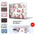 Красная Роза Чехол Для Apple Macbook Air Pro Retina 11 12 13 15 сумка для ноутбука чехол Для Macbook Air 13 Pro 13 Retina13 15 случае