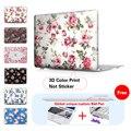 Red Rose Case For Apple Macbook Air Pro Retina 11 12 13 15 laptop bag case For Macbook Air 13 case Pro 13 Retina13 15 case