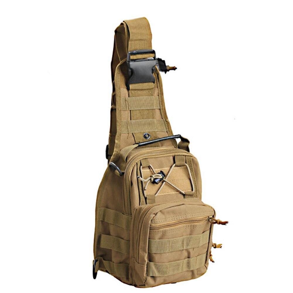 2017 Hot Sale Crossbody Shoulder Bag Oxford cloth Military Haversack Casual High Quality Bag for Men LXX9 2