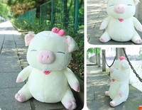 big lovely pig doll cute smile plush pig toys birthday gift about 60cm