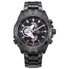 Luxury Brand CASIMA Sport Watches Men Multi-functional Wristwatch Fashion Stainless Steel Men's Quartz Watch Reloj Hombre