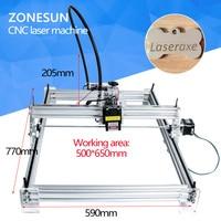 5500MW AS 3 Big Work Area 65 50cm DIY Laser Mcahine Laser Engraving Machine Cnc Laser
