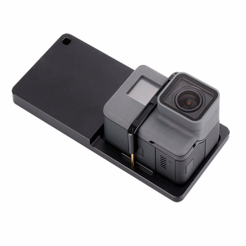Mount Action Camera Plate Adapter for Gopro Mobile Gimbal Switch Mount Plate for Zhiyun Handheld Smartphone Gimbal