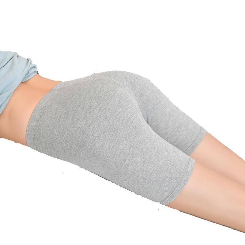 solid short   leggings   S- 7XL cotton Jeggings women new short feminino female insurance pants 6XL 5XL 4XL 3XL 2XL XL L