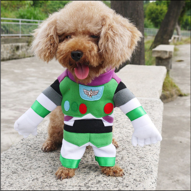 toy story dog costumes
