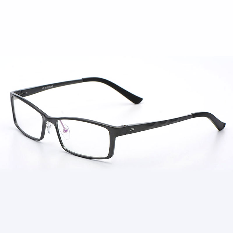 Image 5 - Reven Jate B2037 Optical Eyeglasses Frame for Men and Women Eyewear Prescription Glasses Rx Alloy Frame Spectacles Full Rim-in Men's Eyewear Frames from Apparel Accessories