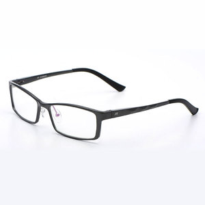 Image 5 - Reven jate b2037 남자와 여자를위한 광학 안경 프레임 안경 처방 안경 rx 합금 프레임 안경 전체 테두리