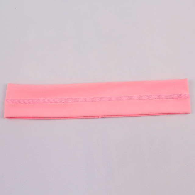 Set of 2 Unisex Headbands for Yoga and Exercise