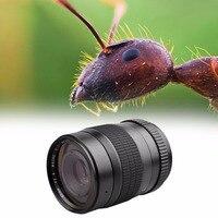 60 мм f/2,8 2:1 супермакросъемки руководство фиксированной фокусная линза для Cannon 1100D 550D 600D 750D 77D 80D Nikon d7200 D5200 D3200 D800 DSLR